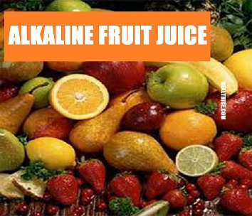 alkaline fruit juice recipe