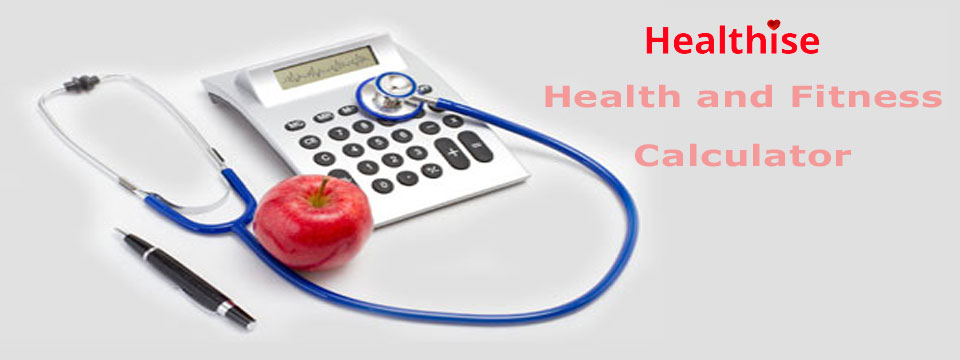 Healthise Fitness Calculators