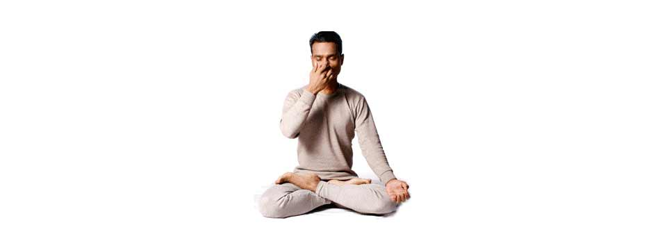 Yogic Breathing Tips in Anuloma-Viloma