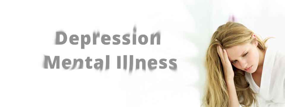 Signs of Depression That Lead to Mental Illness
