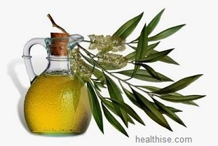 healthise tea tree oil for acne