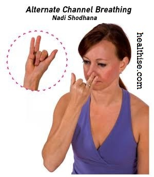 Easy yoga breathing for beginners