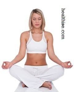 Easy yoga sitting postures for beginners