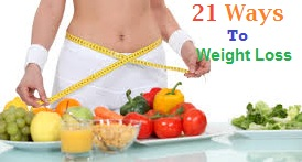 21 Incredible Ways to Lose Weight 1