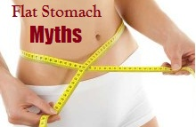 5 Flat Stomach Myths You Must Know 1