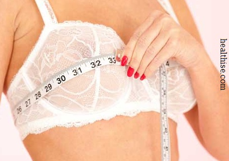 7 Tips your Bust Look Smaller and Sexier