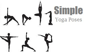 9 simple yoga poses postures moves  healthise™