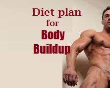 A perfect diet plan for bodybuilding