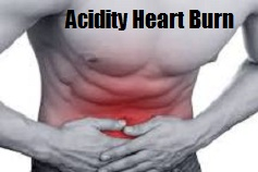 Acidity Heart Burn due to spicy foods smoking - Ayurveda Natural Home Remedies