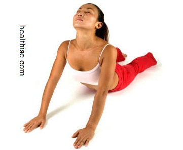 Arrest (Chronic Aches) Back Pain with Yoga