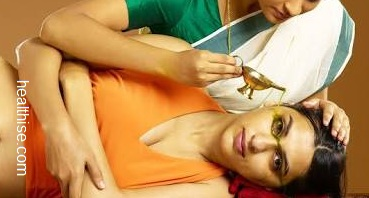 Ayurveda eye care and treatment - Netra Dhara