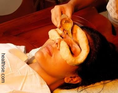 Ayurveda eye care and treatment - Netra Tarpana