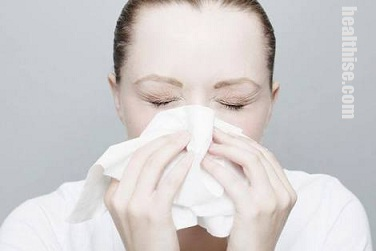 Ayurveda treatment of Cold and running nose