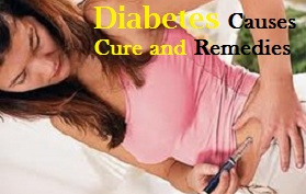 Diabetes Cure Symptoms Causes and Home Remedies