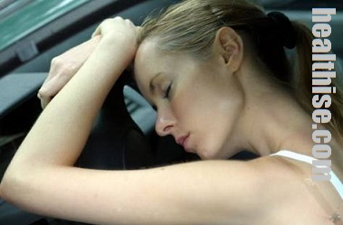 Drivers health - controlling driving fatigue