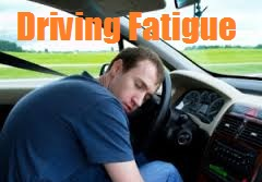 Drivers health - overcome driving fatigue