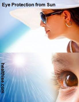 Eye Protection from Sun