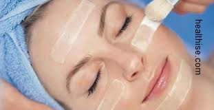 Facial - Milk for skin care