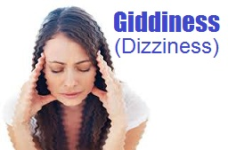Giddiness Dizziness - Ayurveda Natural Home Remedies