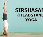 HEADSTAND – SIRSHASANA YOGA POSE