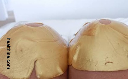 Home Therapy - Make Breasts Mask for Firmer Bust