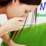 Aromatherapy on Heartburn Nausea