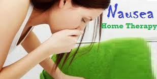 Home therapy - Heartburn Nausea treatment