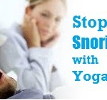 How to Control Snorting Sound With Yoga Exercises