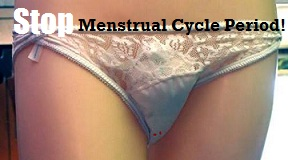 How to Stop Menstrual Cycle Period