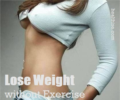Lose Weight without Diet and Exercise 12