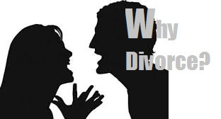 Reasons of becoming divorcee - what causes divorce in marriage