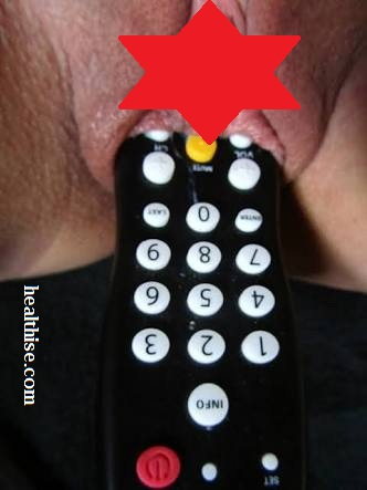 Remote for Vaginal Masturbation