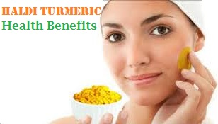 Skin and health benefits of turmeric haldi powder