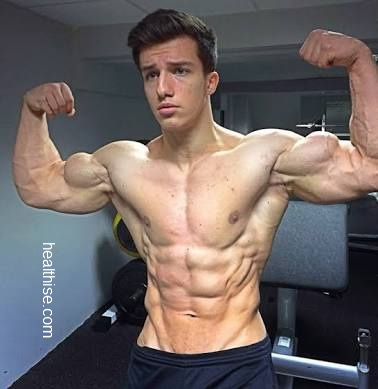 Teens Attracted to Body Building and its Effects