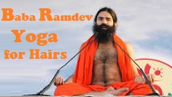 Baba Ramdev Yoga For Hair growth