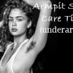 Armpits Care: Underarm Whitening Tips