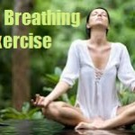 Baba Ramdev Yoga Breathing Exercise (Illustration)