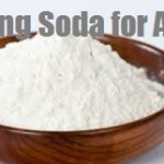 Baking Soda Face Mask to Minimize Pores and Acne