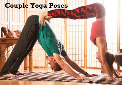 list of couple yoga positions