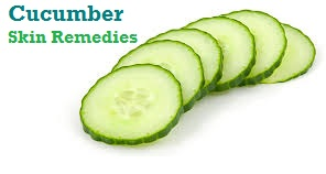 cucumber remedies to treat oily skin and care for men women