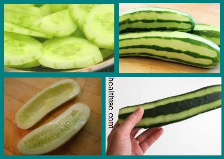 cucumber remedies to treat oily skin and care
