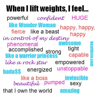 benefits of lifting weight  healthise™