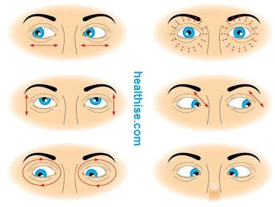 eye care exercise tips