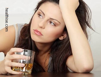 facial care - Do not drink alcohol for Physical Beauty to clean face