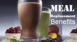 food alternatives -meal replacement drinks benefits