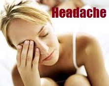headache - Ayurvedic Natural Home Remedies