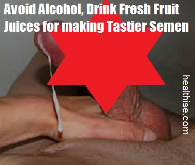 how to make tasty semen
