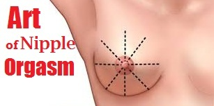 how nipple massage help woman climax position