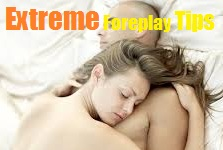lingerie show in bedroom - extreme foreplay tips