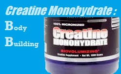 methods to use Creatine monohydrate for bodybuilding